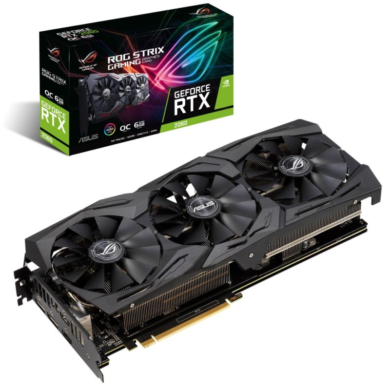 ASUS ROG Strix GeForce RTX 2060