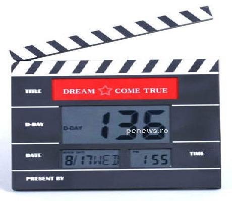 Ceas pentru vedetele de film