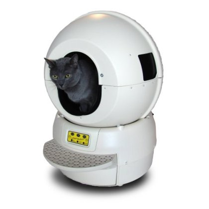 Cats Self-Cleaning Litter Box
