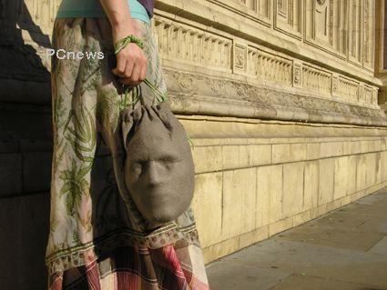 Head Hand Bag