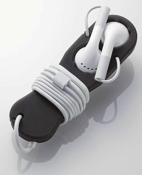 Suport de căşti pentru iPod-ul vostru