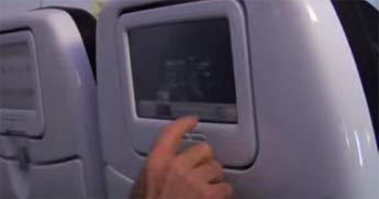 Hich tech for Virgin America seats