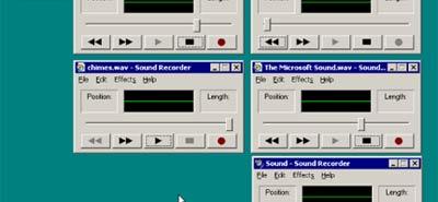 Windows music