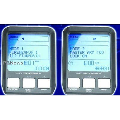 Joystick cu LCD