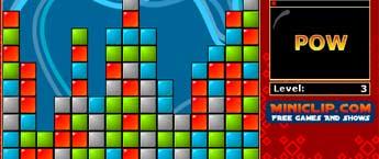 Joc online miniclip: Un altfel de tetris