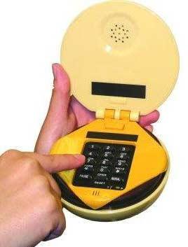 Telefon pentru iubitorii de Fast Food