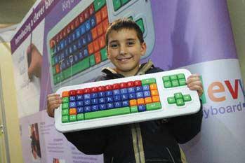 tastatura copii