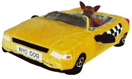 Car Bed for dogs