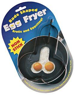 Tigaie de făcut ouă ochiuri...