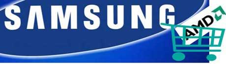 Samsung e interesat sa cumpere AMD