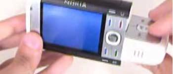 Nokia 5700 XpressMusic Video Review