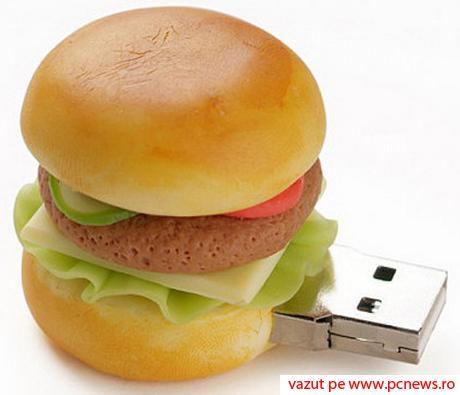 Stick-uri USB delicioase