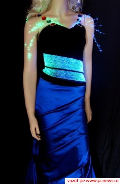 Moda cu LED