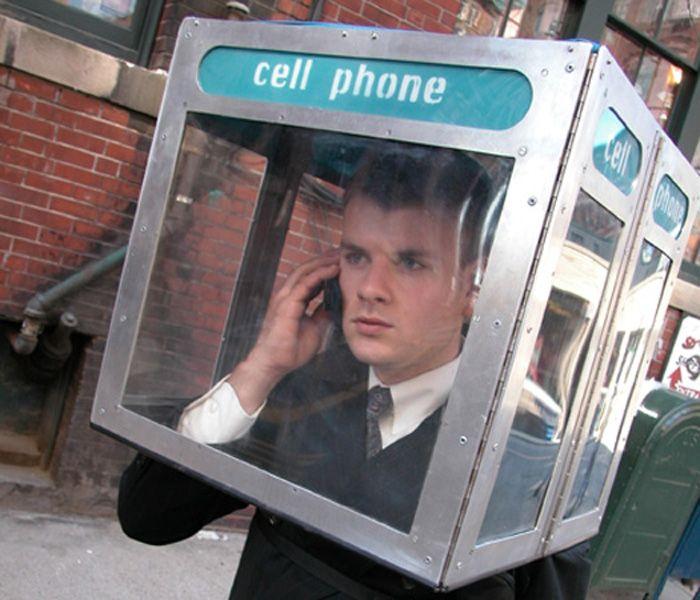 cabina telefon