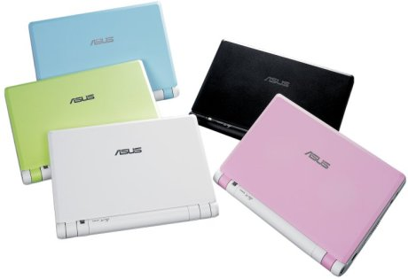 ASUS Eee PC in Romania