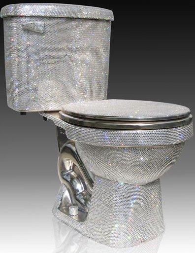 Swarovski WC