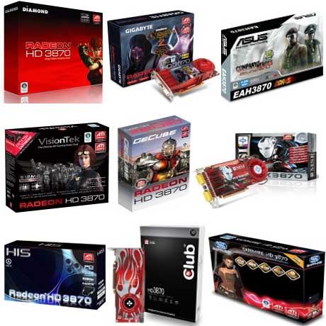 ATI Radeon HD 3800