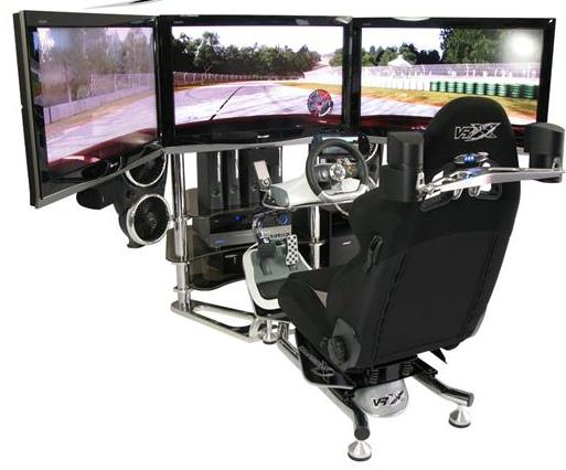sistem VRX MACH 4