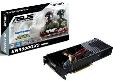 ASUS NVIDIA 9800GX2