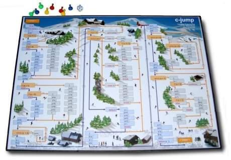 hartă joc
