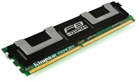 Kingston 800MHz fully-buffered DIMM