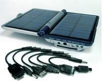 Baterie cu panou solar poza