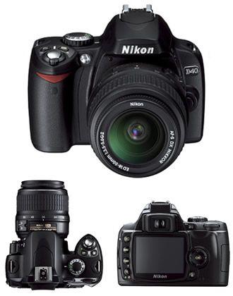 Nikon D40 18-55 AF-S DX II