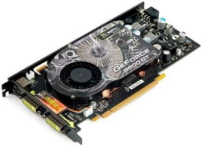 XFX GeForce 9800 GT 512MB DDR3 Hybrid