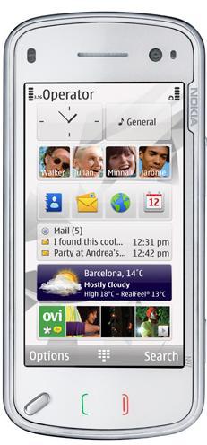 Nokia N97 telefon