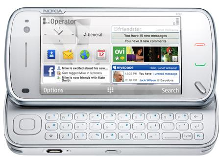 telefon Nokia N97