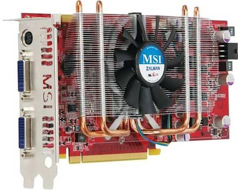 MSI N9800GT ZILENT