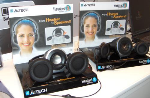 Dual Performer Headset HSP-100
