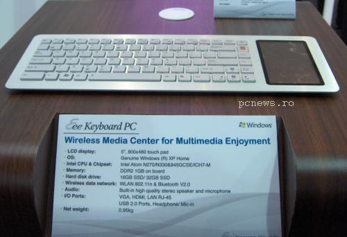Eee Keyboard PC