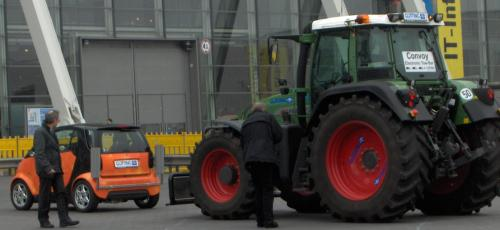 tractor smart