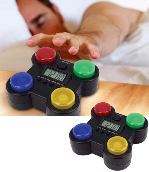 ceas cu alarma gameri
