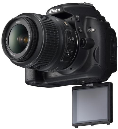 DSLR Nikon D5000