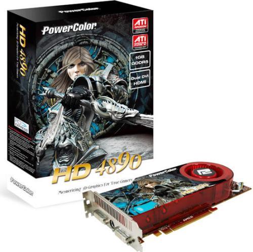PowerColor HD4890 1GB GDDR5