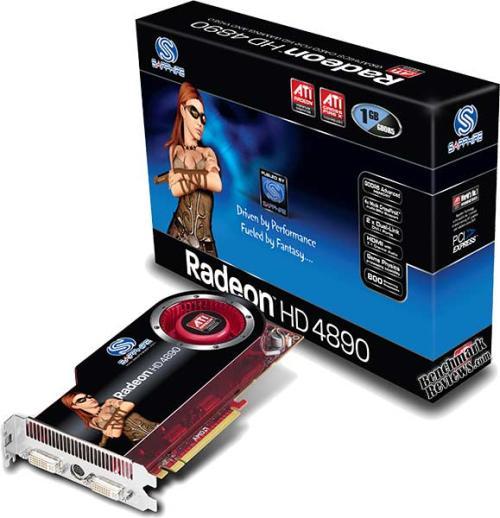 Sapphire Radeon HD 4890