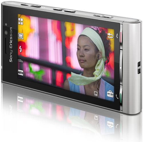 Sony Ericsson Satio poza