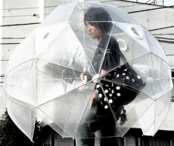 umbrele ciudate