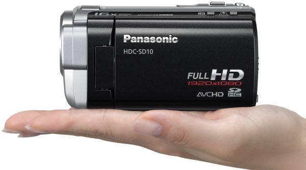 HDC-SD10