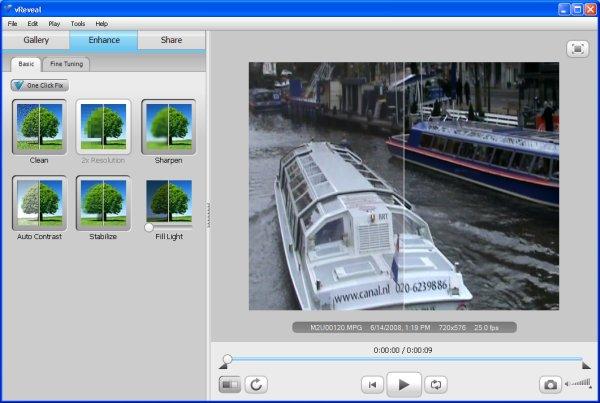 editare video telefon