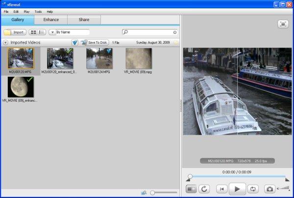 editare video telefon mobil