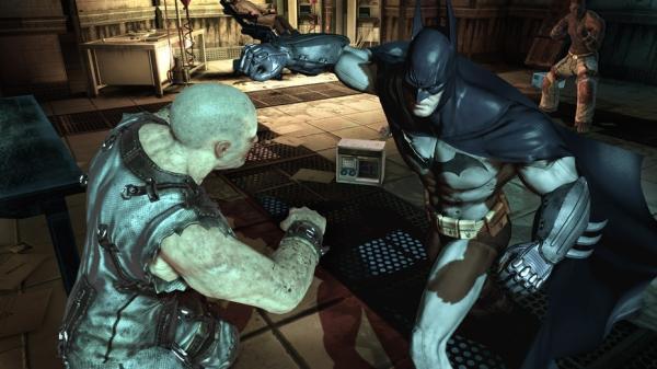 joc Batman Arkham Asylum