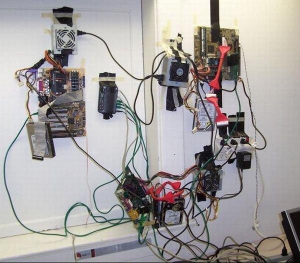 calculator pe pereti