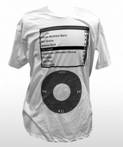 tricou ipod