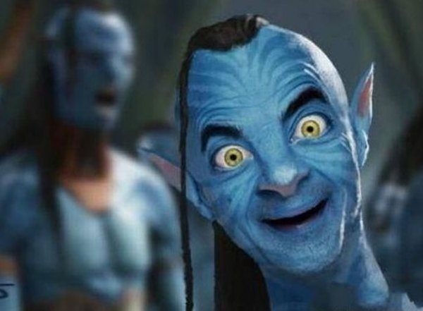 mr bean in avatar