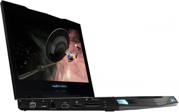 Laptop Alienware M11x