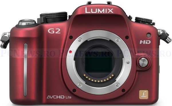Panasonic LUMIX DMC-G2