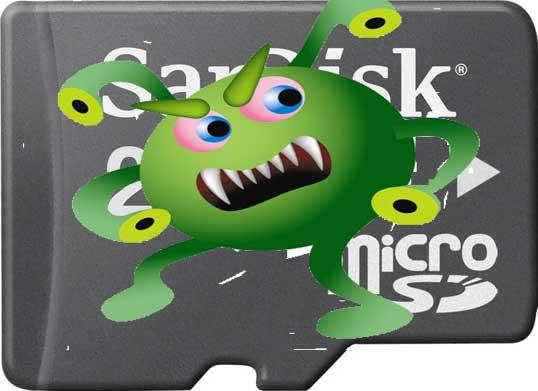 virus telefon